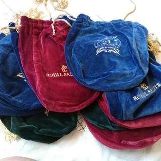 芝華士 21 布袋