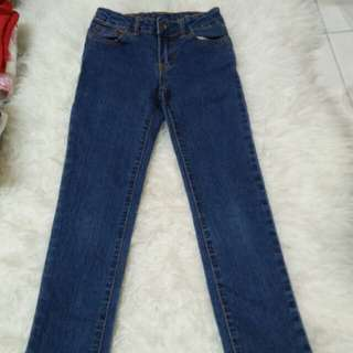 6y girls jeans Faded Glory