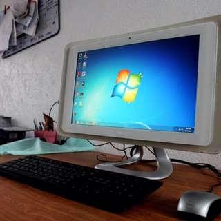 Dell Desktop All in One Pc Core2Duo Free Deliver