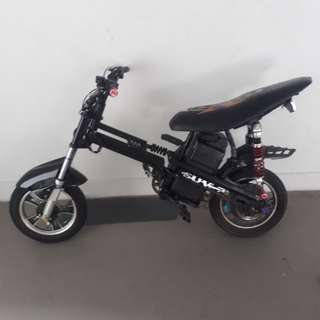 Ebike 48v mod controller mod motor new keyswitch and charger
