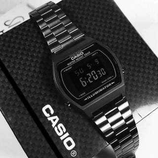 Casio OEM Vintage All Black - Limited Edition