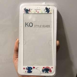 史迪仔 iPhone7+ 玻璃貼