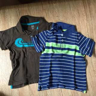 Polo Shirt Carters and Old Navy