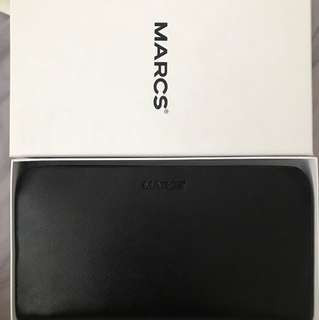 MARCS wallet - black