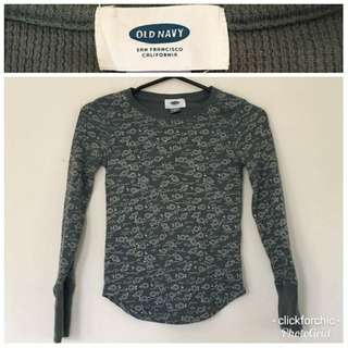 Old Navy Girls Pullover