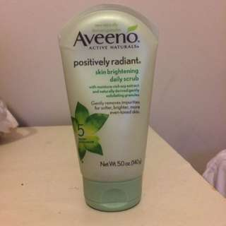 Aveeno active naturals positive radiant