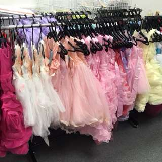 Kids Gowns For Sales