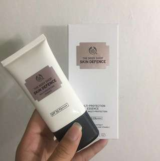 (PRELOVED) The Body Shop Skin Defence SPF 50 PA++++