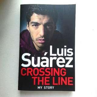 Luis Suarez book [$10]