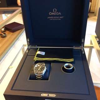 Seamaster Aqua Terra 150M James Bond Spectre Limited Edition