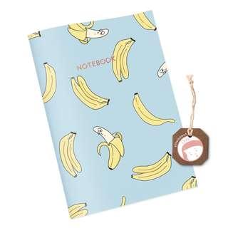 Cute Banana Monthly Calendar