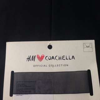 H&M CHOKER (coachella edition)