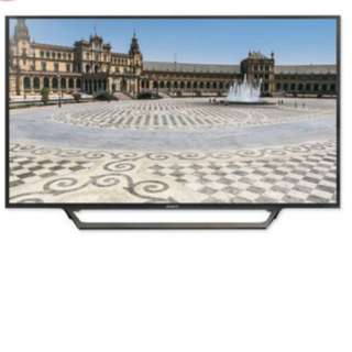 "Sony HD LED Smart 40"" TV"