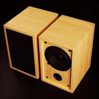 S3A HIFI3寸全頻發燒喇叭