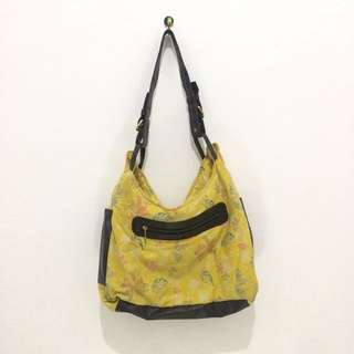 sale 30ribu Batik yellow bag