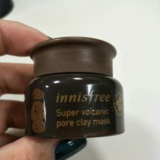 Innisfree Super Volcanic Pore Clay Mask 20ml