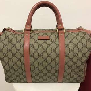💯REDUCED Authentic Gucci Joy Boston Medium