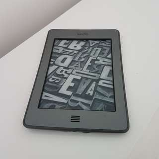 KINDLE TOUCH ($30)