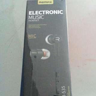 REMAX RM-535i Earphone