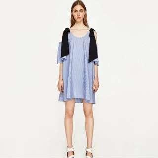 keith stripe dress