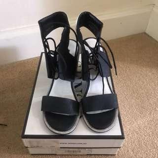 Senso Lace Up Heels