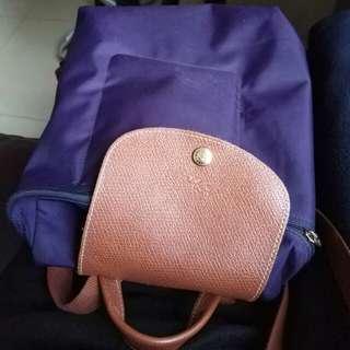 Longchamp 背包 Bag