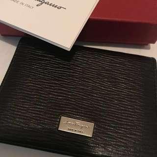 ferragamo card holder咭片套