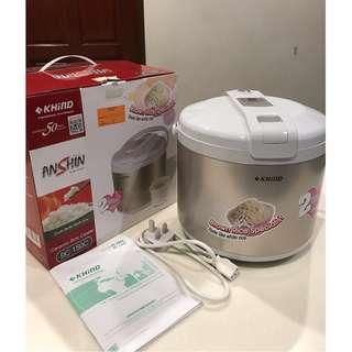 Khind Ceramic Rice Cooker RC 150C