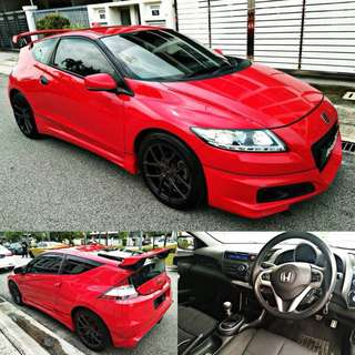 SAMBUNG BAYAR / CONTINUE LOAN  HONDA CRZ 1.5 MANUAL