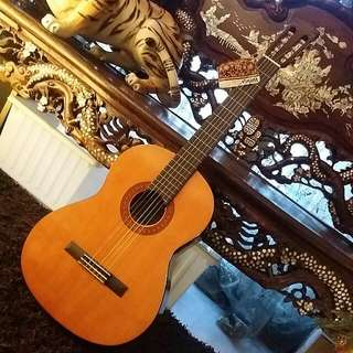Yamaha C40 Guitar Acoustic Classical New Old Stock