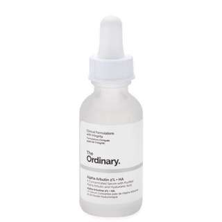 [IN STOCK] Alpha Arbutin 2% + B5 30ml The Ordinary