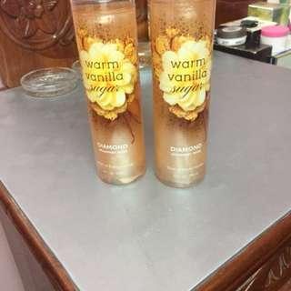 bath and body works warm vanilla sale