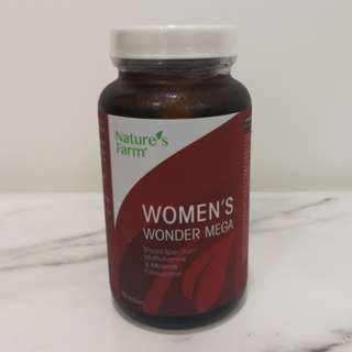 Supplement - women's multi vitamin