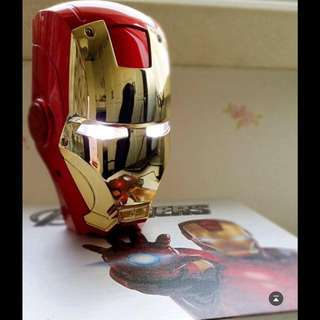 Marvel Avengers Iron Man Dual Ports Powerbank 6000mAh
