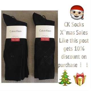CK Socks X'mas Sales🎄❗️