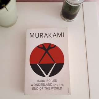 MURAKAMI : HARD BOILED WONDERLAND and the END OF THE WORLD  #15Off