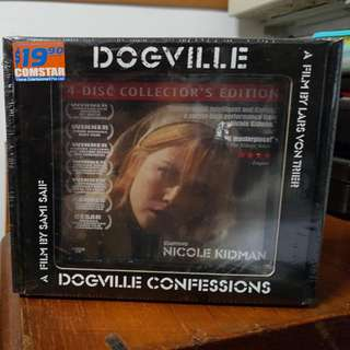 DOGVILLE Collector's VCD