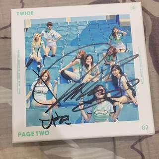 Twice album with poster (all for 180only!!)