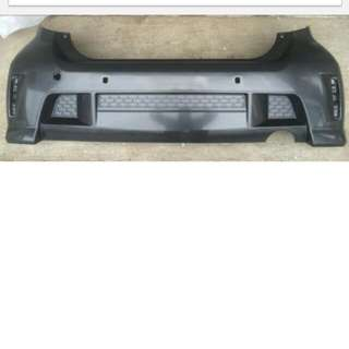 Bumper Myvi All Se