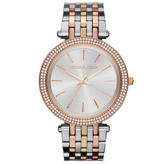 【不正包退】Michael Kors 超薄手錶 玫瑰金時尚女士石英腕錶 MK3203