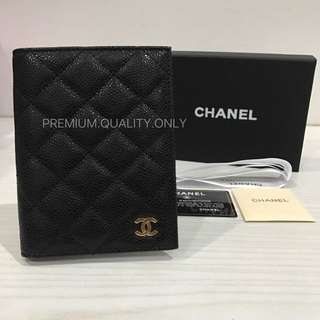 Customer's Order Chanel Caviar Passport Case