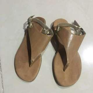 Negotiable* Brown Aerosoles Sandals (Pre-Loved)