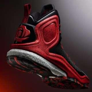 Adidas D Rose 5.0 Boost 大腳福音