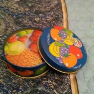 水果圖䅁杯墊