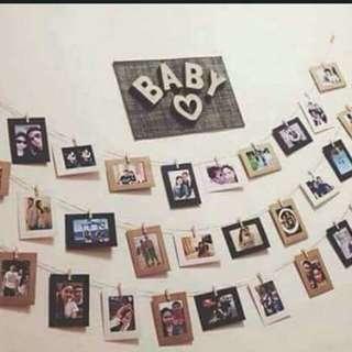 Hanging Frames (Set of 3)