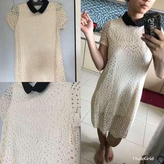 3mongkis Dress - Beige
