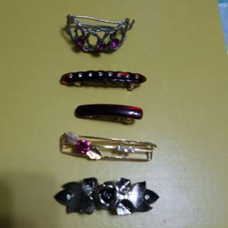 All $10 Export Hair Clips