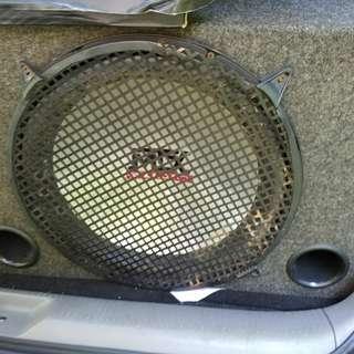 音響低音箱
