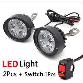 2pcs LED Fog Light