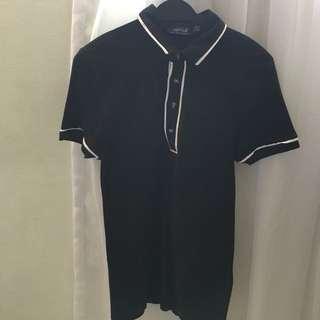 Topman Polo-T (Black)